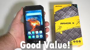 <b>Ulefone Armor X7 Pro</b> - Best Value Rugged Phone! Unboxing And ...