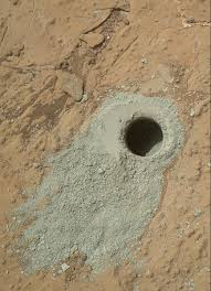 Curiosity Rover Finds Life