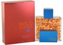 <b>Solo Loewe Pop</b> by <b>Loewe</b> - Buy online | <b>Perfume</b>.com