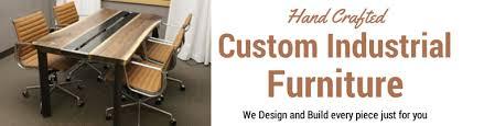 we design build 1 build industrial furniture