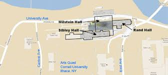 jonathan ochshorn critique of milstein hall site plan of milstein hall cornell university