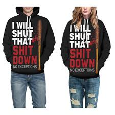 Unisex Fall Winter <b>Digital Print</b> Hoodies Fashion Sweatshirts for ...