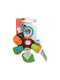 Подвесная <b>игрушка Коровка Infantino</b> 5026986 в интернет ...