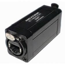 <b>Neutrik NE8FF</b> адаптер проходной, RJ45 гнездо - RJ45 гнездо ...