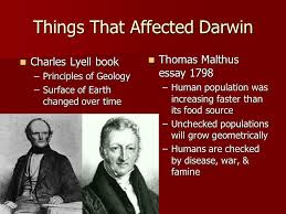 history of life on earth chapter    the age of the earth      things that affected darwin thomas malthus essay thomas malthus essay –human population was