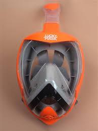 <b>Маска для плавания</b> 1901, <b>размер</b> L/XL LuckyMask 9080702 в ...