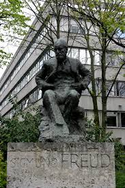 sigmund freud simple english the encyclopedia sigmund freud memorial in hampstead north london sigmund and his daughter anna freud lived at 20 maresfield gardens near this statue