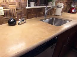 Granite Kitchen Counter Top Concrete Kitchen Countertops Pictures Ideas From Hgtv Hgtv