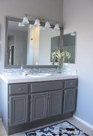 ideas painted bathroom sinks diy sink