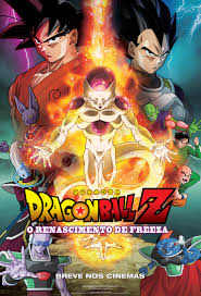 Dragon Ball Z: O Renascimento de Freeza  – HD 720p