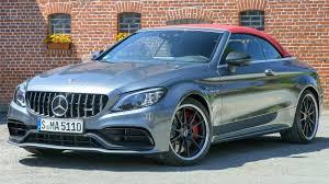 <b>Mercedes AMG</b> C 63 S <b>Cabriolet</b> - <b>V8</b> Engine, Thrilling Driving ...