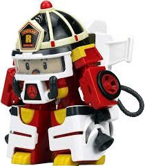Игрушка-<b>трансформер Silverlit</b> Робокар Поли Рой 10 см + <b>костюм</b> ...