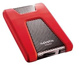 Внешний HDD <b>ADATA DashDrive</b> Durable HD650 1 ТБ — купить ...