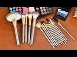 Makeup Brush Set - <b>18 Pcs</b> Makeup Brush Set <b>Professional</b> ...