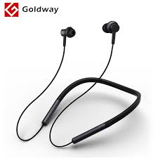 100% Original <b>Xiaomi Bluetooth Collar</b> Earphone Sport Wireless ...