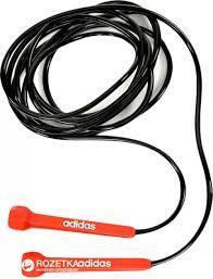 <b>Скакалка Adidas</b> Skipping Rope 3 м Black-Orange (<b>ADRP</b>-<b>11017</b>).
