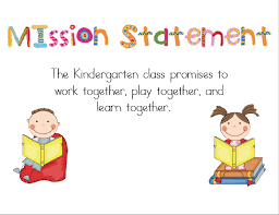 mrs pauley  s kindergarten mission statement amp goals here are some of my quoti canquot signs and once the student accomplishes this goal they get to sign their  a colored pencil on the poster