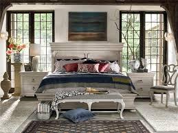 piece emmaline upholstered panel bedroom: universal furniture  piece elan panel bedroom set sale