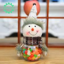 Home, Furniture & DIY <b>Merry Christmas Gifts</b> Candy Storage Box Jar ...