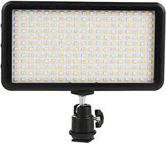 GIGALUMI <b>W228 LED Video Light</b> 6000k Dimmable Ultra: Amazon ...