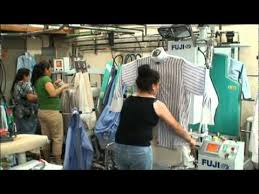 fujistar shirt finishing system youtube laundry presser