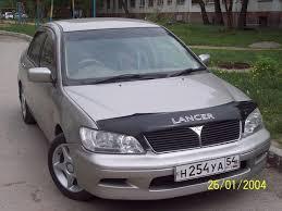 Мицубиси Лансер Седия 2000г.в., 1.8 литра, Это мой первый ...