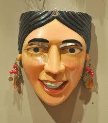 <b>Mexican Mask</b> Mujer Woman | <b>Mexican mask</b>, Masks art, African ...