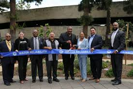 inglewood ca official website west basin unveils ocean friendly garden at city hall
