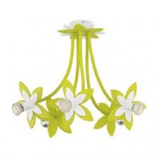 Детский потолочный светильник <b>Nowodvorski 6901 FLOWERS</b> ...