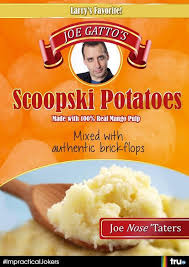 scoopski potatoes | ☾ Films, TeeVee and Music ☽ | Pinterest ... via Relatably.com