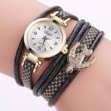 Women Watches <b>relogio feminino Luxury Brand</b> Leather Swallows ...