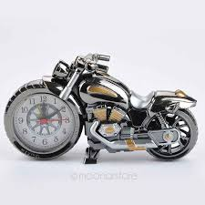NEW Candy Grabber Alarm Clock <b>Cool</b> Motorcycle Alarm Clock ...