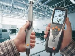 testo 435-4 - <b>Multifunction indoor air</b> quality meter | CO (environment ...