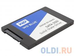 <b>SSD накопитель Western Digital</b> Blue WDS250G2B0A 250Gb ...