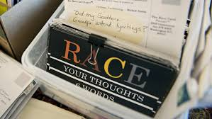 the race card project six word essays npr