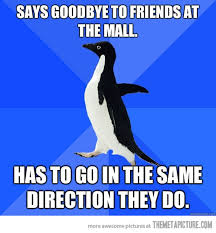 Socially Awkward Penguin Meme - Beautiful Images and Pictures via Relatably.com
