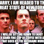 Twin Peaks Sadness Meme Generator - Imgflip via Relatably.com