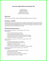 insurance agent resume cover letter life insurance resume ceo insurance agent resume skills
