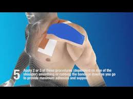 Two Techniques for <b>Shoulder</b> Strapping | Elastoplast