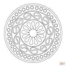 Small Picture Celtic Coloring Pages 10796