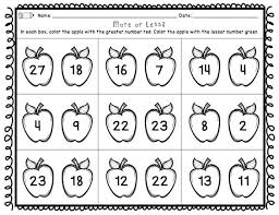 Kindergarten math, Math worksheets and Math on PinterestReview kindergarten math and more with this First Grade Back to School Packet. Includes math
