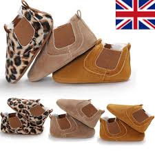 PU <b>Leather shoes Newborn baby</b> girl heart autumn lace Leopard ...