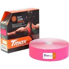 <b>Тейп кинезиологический Tmax 32m</b> Extra Sticky Pink арт. 423235 ...