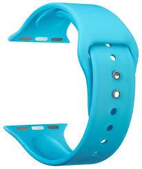 <b>Lyambda Силиконовый ремешок</b> Altair для Apple Watch 42/44 mm ...