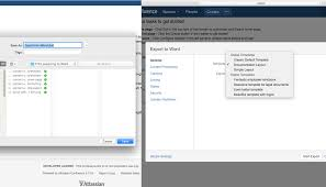 exporting confluence pages to word built in exporter vs scroll multiple templates in confluence word exporter vs scroll office