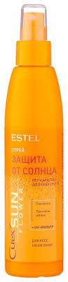 <b>Estel</b> Professional CUREX SunFlower <b>Спрей</b> для волос ...