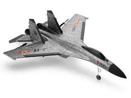<b>Радиоуправляемый самолет XK Innovation</b> J11 340мм EPP 2.4G 3 ...