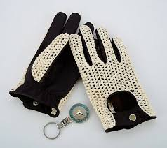 <b>MEN'S</b> REAL GOATSKIN <b>LEATHER</b> & COTTON <b>MESH</b> DRIVING ...