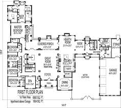 Big One Story House Floor Plans Beautiful One Story Houses     Big One Story House Floor Plans Beautiful One Story Houses