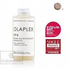 <b>Шампунь</b> Olaplex <b>No</b>.<b>4</b> Система защиты волос Olaplex Bond ...
